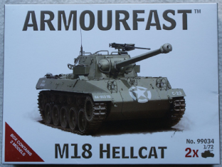 Armourfast 20mm 99034 M18 Hellcat Tank Destroyer